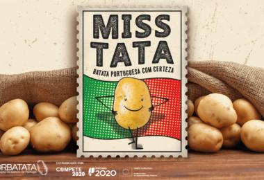 Cartaz Miss Tata