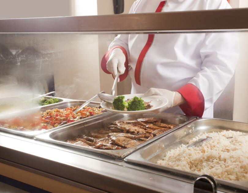 alimentação saudável escolas