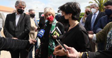 A Ministra da Agricultura, Maria do Céu Antunes, anunciou que o governo vai assegurar a testagem rápida em todas as campanhas agrícolas.