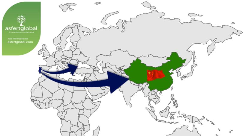 A empresa portuguesa Asfertglobal entrou no mercado chinês, dando mais um passo na sua estratégia de expansão internacional.