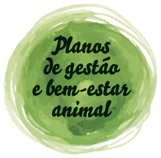 Planos de gestão e bem-estar animal