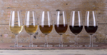 Vinhos licorosos