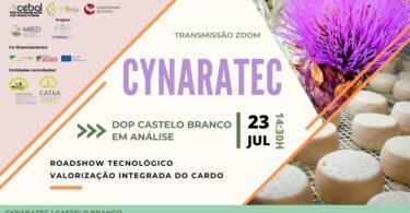 """Castelo Branco é o próximo destino do Roadshow Tecnológico Nacional """"Valorização Integrada do Cardo"""", promovido pelo CEBAL."""