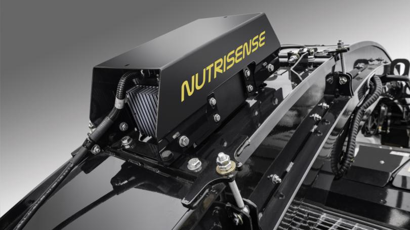 O portal MyPLM Connect da New Holland vê agora ser integrado o sistema NutriSense, na sua plataforma, permitindo a visualização de dados.