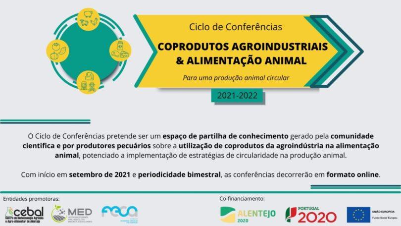 O CEBAL, em colaboração com o FECA, quer promover estratégias de circularidade entre a agroindústria e a produção animal.