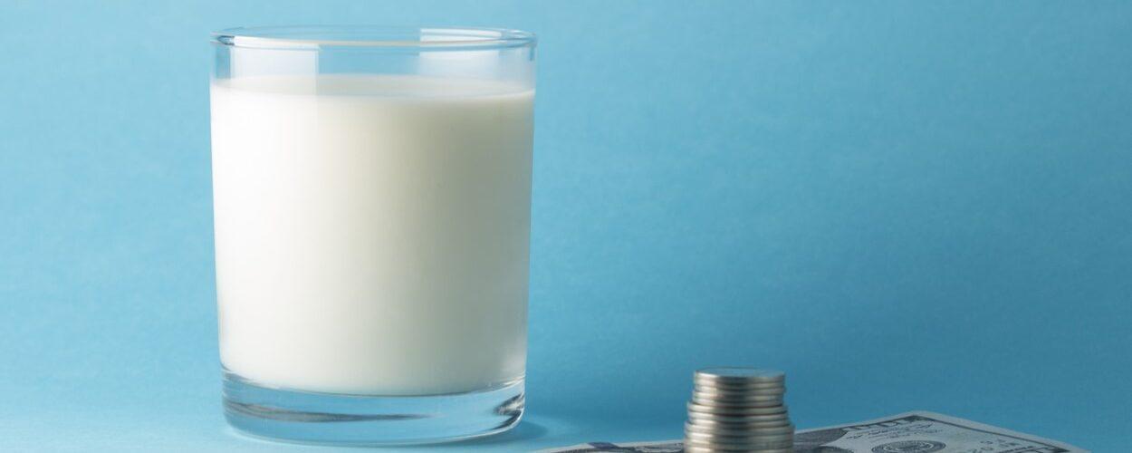 preço leite