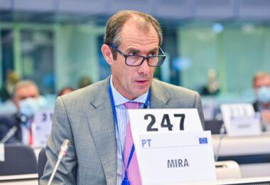 O secretário-geral da CAP, Luís Mira, propôs a criação de um Digital Rural Act europeu ao Comissário Europeu da Agricultura.